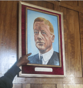 Photo of Lord Maurice Egerton