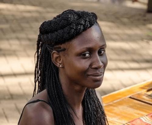 Trending Hair style in kenya 3