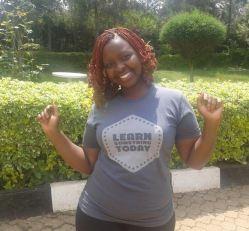 Martha Chumo Founder of The The Dev School