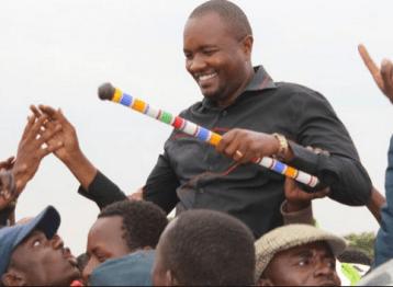 Elijah Memusi Kanchory Kajiado Central mp