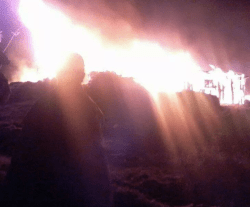 fire in labuiywo nandi county