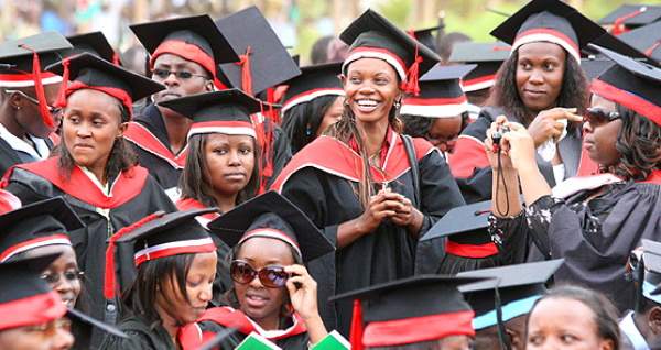 Top 5 richest universities in kenya