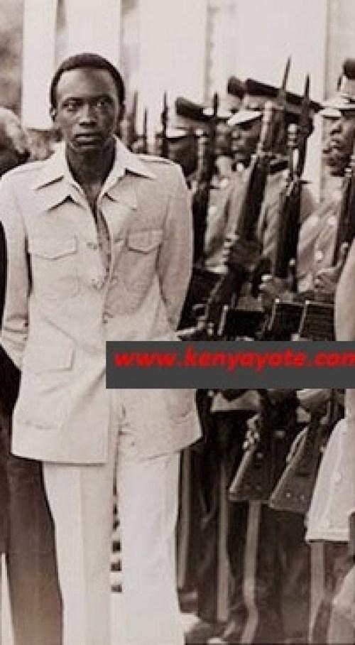 president uhuru Kenyatta 1978   6