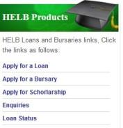 helb laon website contatcs