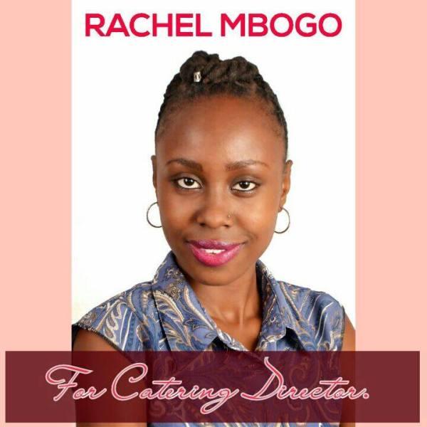 Rachel Mbogo catering
