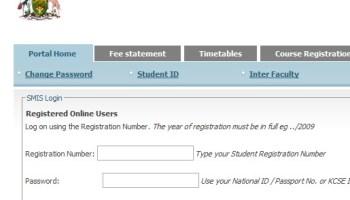 South Eastern Kenya University Online Booking of Rooms