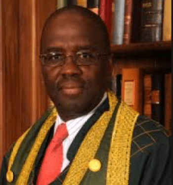 Chief Justice Dr. Willy Mutunga