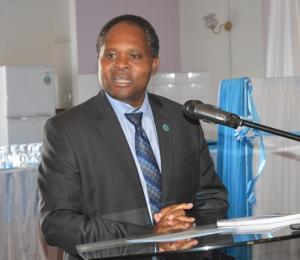 Prof Peter Mbithi uon