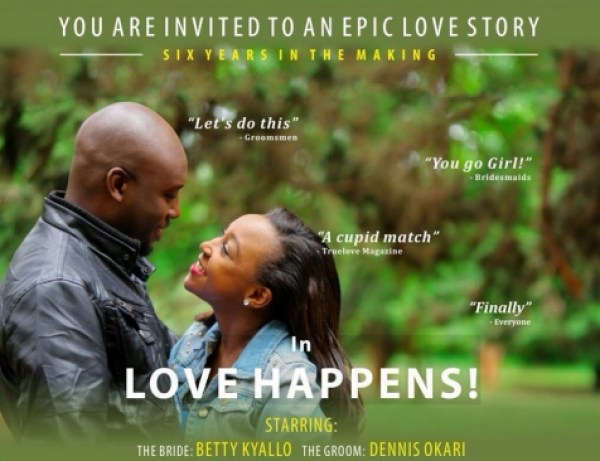 Betty Kyalo wedding photos