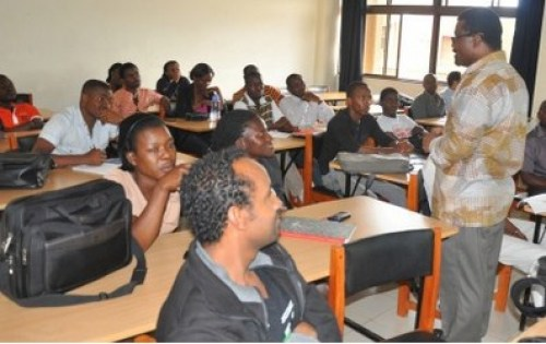JKUAT lecture hall