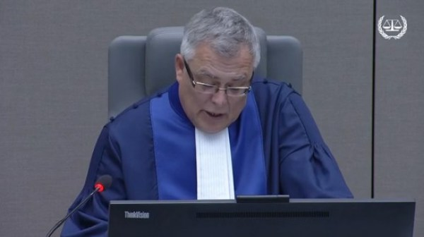 ICC case on recanted evidence