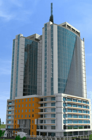 moi university pension tower