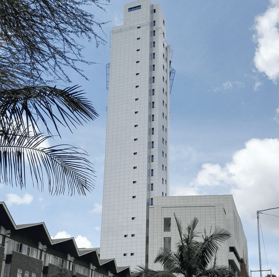 university of nairobi chandaria towers