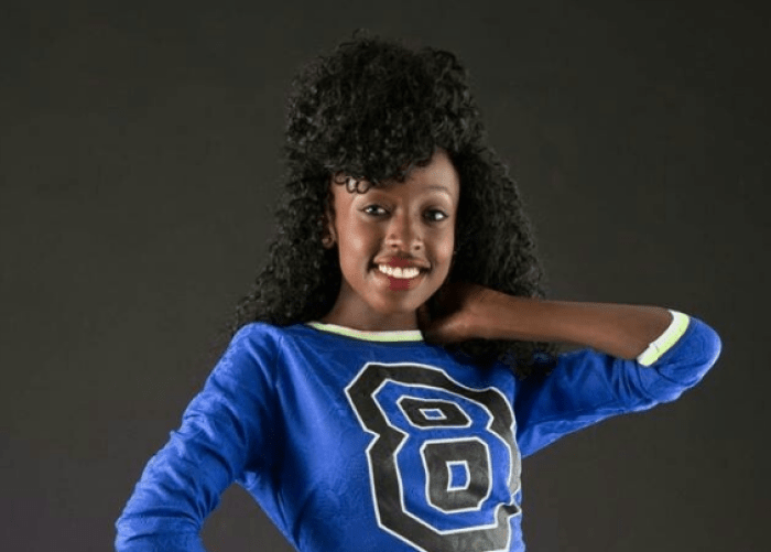 Mercy Mokeira Miss Nyamira county