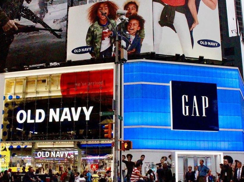 Research on Swot, Pest and Porter's Five Forces Analysis of Gap Inc