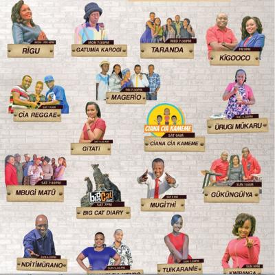 kameme tv programmes programs