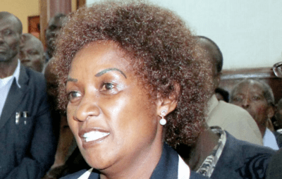 TSC CEO Nancy Macharia moves to deal with teacher indiscipline