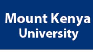 mount Kenyauniversity reporting dates
