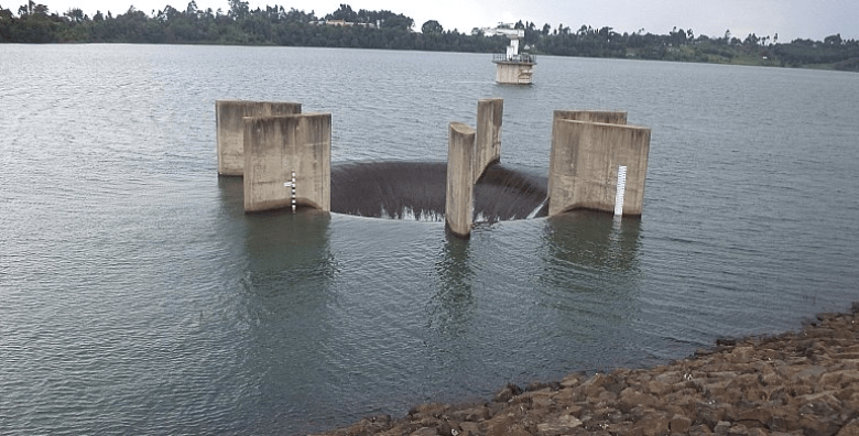 nairobi city water dam rationing