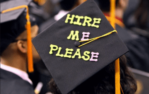 How Escape the Unemployed Graduate Cliche, Job-hunting guide