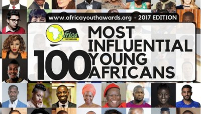 2017 List of 100 Most Influential Young Africans