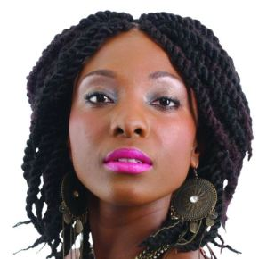 Fluffy kinky braids in Kenya, styling, best for, price and photos