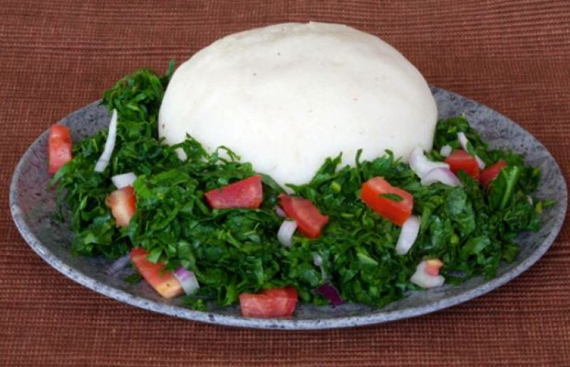 Procedure of Cooking Sukumawiki meal, Kenyan Recipe for Kales