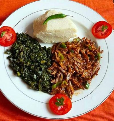 Procedure of how to cook Omena meal, Kenyan Recipe