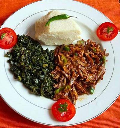 Procedure of how to cook Omena meal, Kenyan Recipe