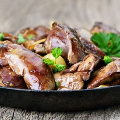 Recipe and Procedure of How to cook Marinated liver the kenyan way