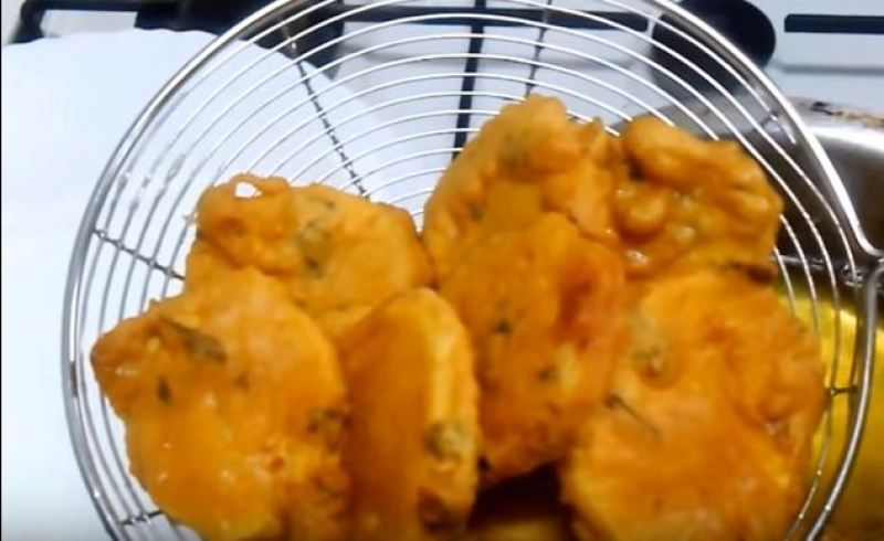 Procedure of how to cook Bhajia, Kenyan Recipe