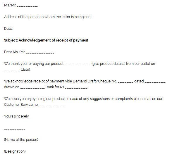 Acknowledgement Letter Sample from i2.wp.com