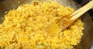 how to cook Fried Egg Rice meal and kenyan recipe