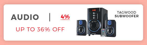 Jumia Valentine offers in audio