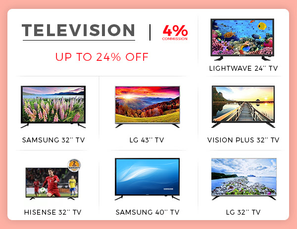 Jumia valentine offers on tv