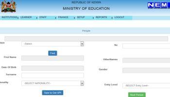 Kenyatta University (KU) student portal: Online Course