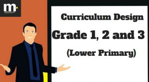 NEW CBC Curriculum Design in Kenya for grade 1, 2 and 3
