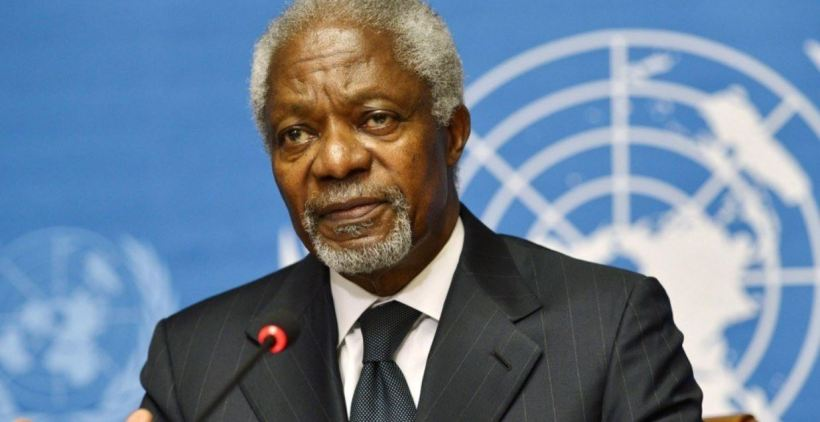 Former United Nations (UN) Secretary General Kofi Annan is dead, summary education background and achievment