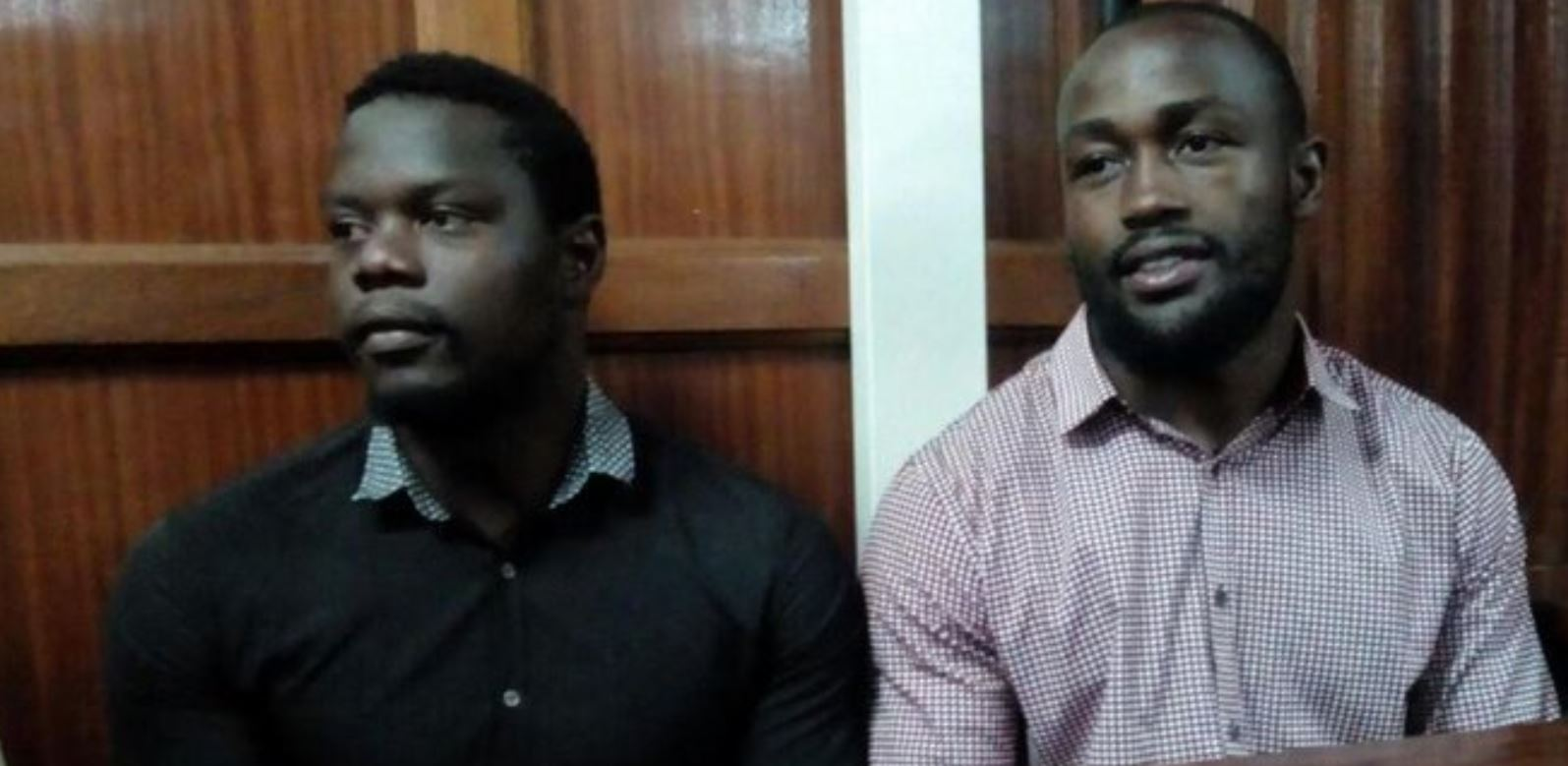 Judges Ruling on the sentencing of Rugby Players Alex Mahaga and Frank Wanyama over rape case