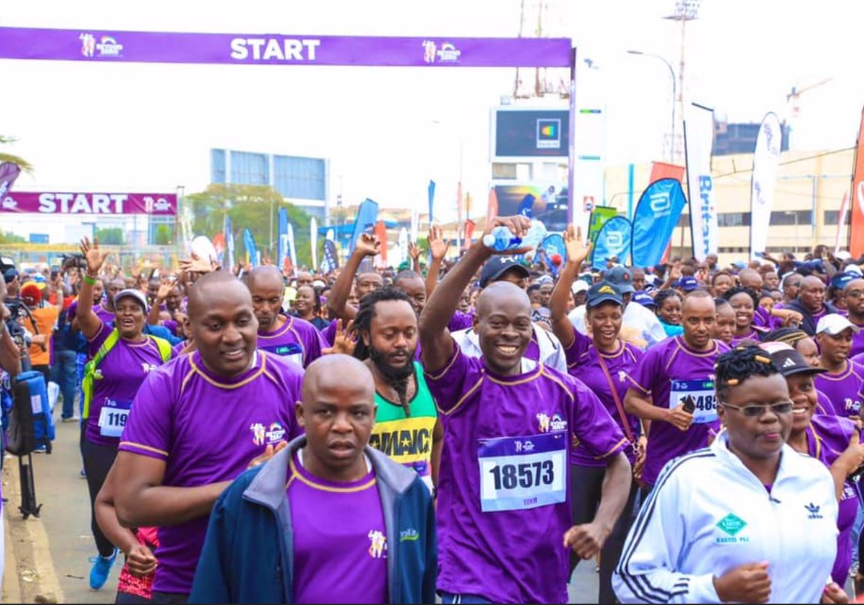 Beyond Zero Half Marathon 2020 Registration, Payment and T-shirt collection