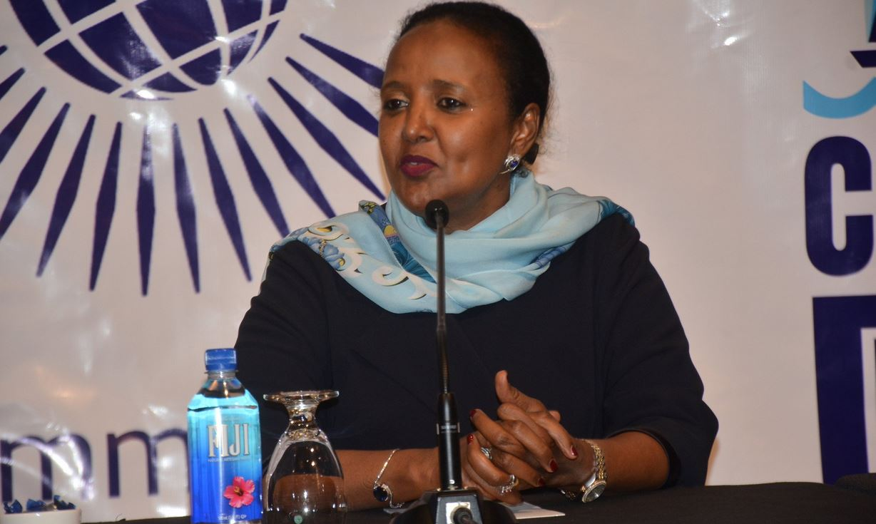 CS Amina Mohamed, Girls Education Needs more support from government