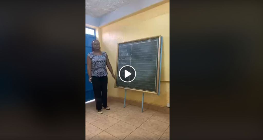 Muthiga Academy Online Classes via Facebook Live