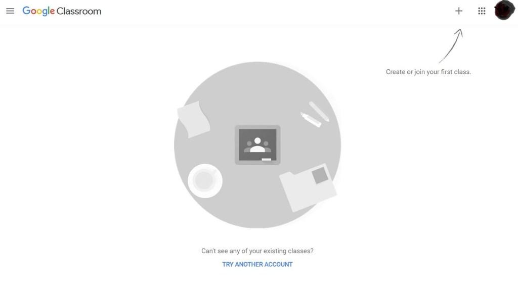 Google Classroom Dashboard