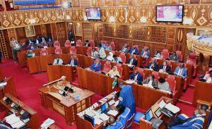 Universities and degree courses that senators in Kenya studied