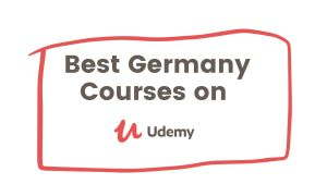Top 17 Best Germany Courses on Udemy