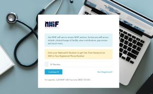 Trans Nzoia County NHIF Outpatient Hospitals