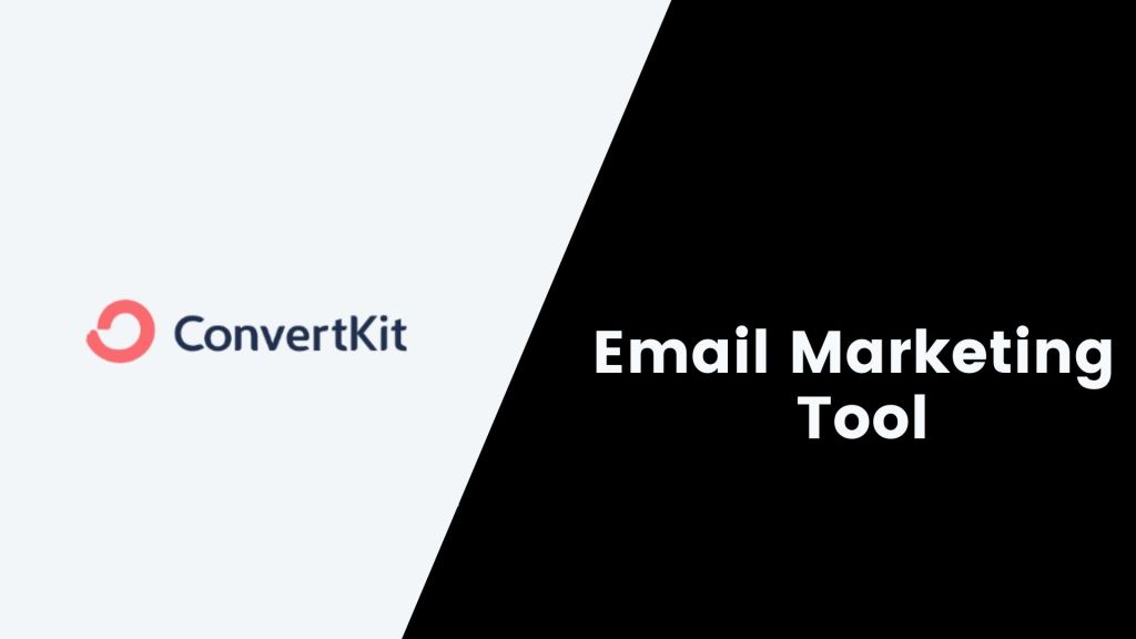 Convertkit, email marketing tool