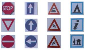Road Signs in Kenya and what they mean