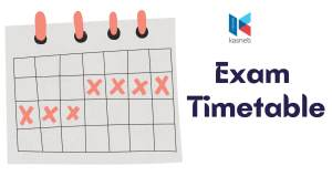 KASNEB 2021 exam timetable for CPA and ATD