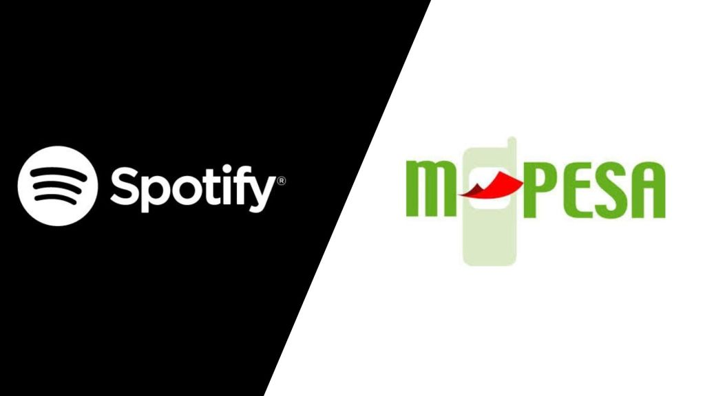 Spotify Payment with Mpesa in Kenya